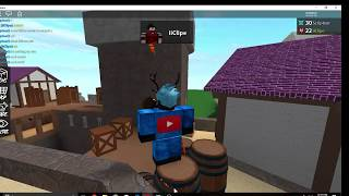 1K Robux Giveaway Date Details in the description (Roblox-Assassin) PS: Music volume is too loud!!!