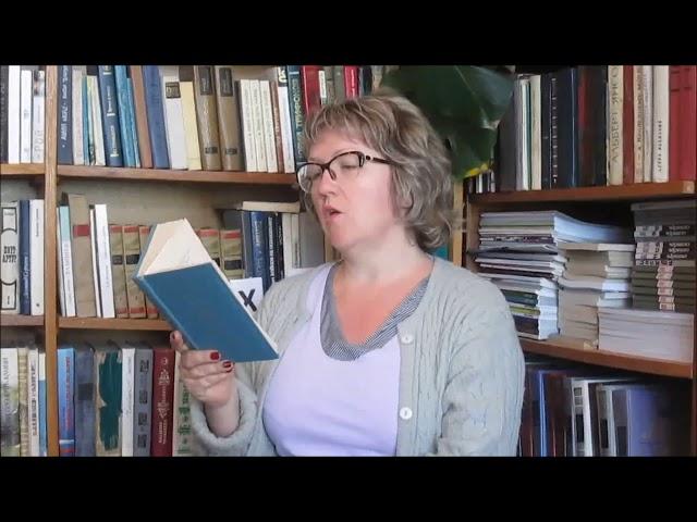 Изображение предпросмотра прочтения – НатальяЛанг читает произведение «Степь вечером» А.А.Фета
