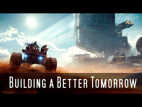 Audiomachine – Building a Better Tomorrow (Dramatic Hybrid Music)