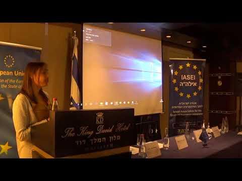 25th Anniversary of IASEI - Tamar Kogman