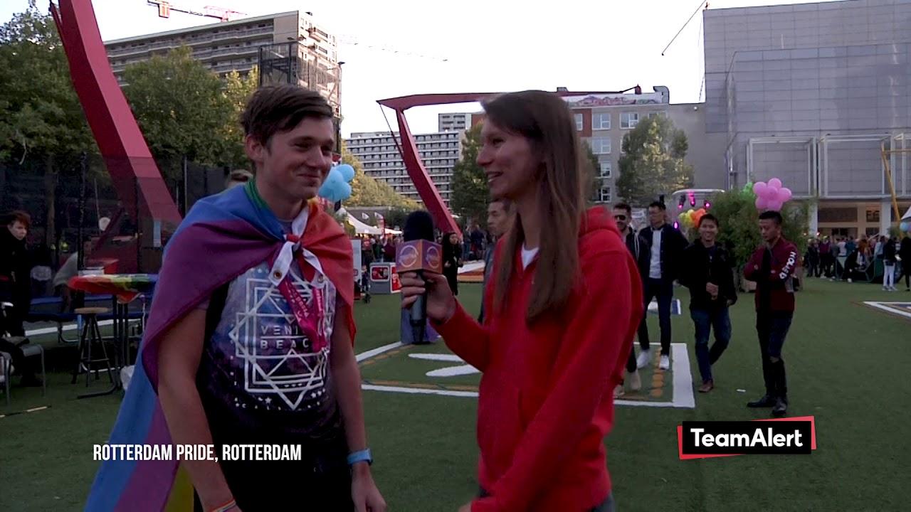 #STREETTALK   Rotterdam Pride, Rotterdam