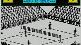 Bump, Set, Spike! (ZX Spectrum)