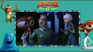 Монстры против Пришельцев сериал 2013   смотреть онлайн 8