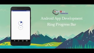 Android Studio Tutorial - Ring Progress Bar