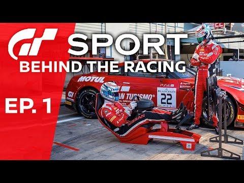 Virtual/ Reality: GT Sport Episode 1