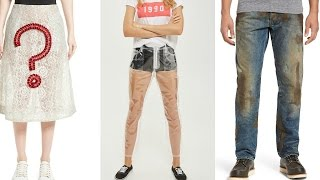 Dumb Fashion Trends