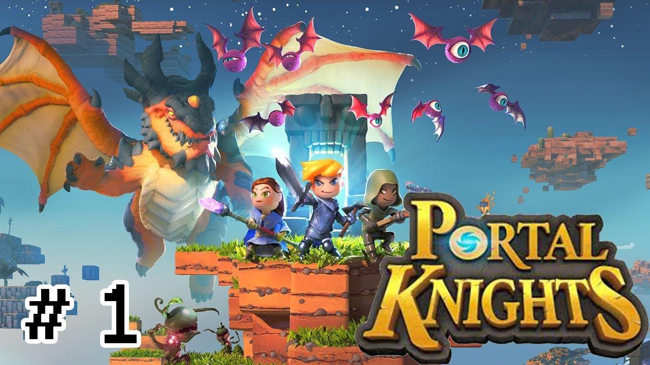 Portal Knights Ps4 En Espanol Juego Gratis Con Ps Plus Enero 2019