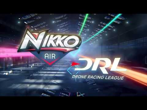 Nikko Air DRL Race Vision 220 Pro Commercial