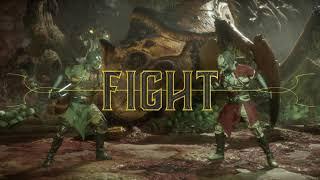 Mortal Kombat 11 кабал против кабала смотрите делайте выводы финалка фаталка