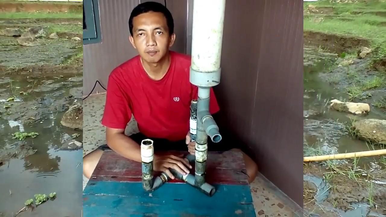 Inilah Rahasia Cara Membuat Pompa Air Tanpa Listrik Cc Youtube