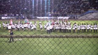 DUELO Colegio BETHEL VS Colegio BALLIVIAN 2014 parte 2