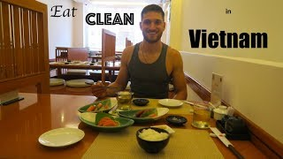 Eating Clean (Healthy) While Traveling in Vietnam