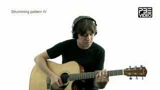 Acoustic Guitar Improvisation (strumming and plucking) demonstration