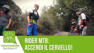Rider MTB, accendi il cervello: EWS Finale 2013