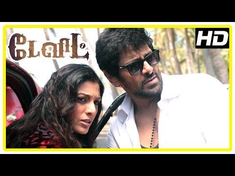 David Tamil Movie Climax Scene | Jeeva becomes pastor | Tabu comforts Vikram | End Credits