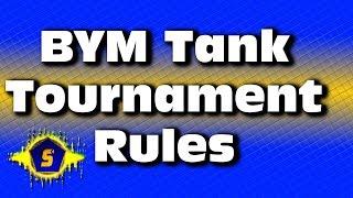 Announmo del torneo DI tank ROBLOX BYM! Regole!