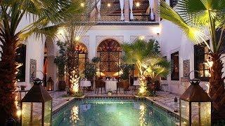 Marrakech intime : A la découverte du Riad Monceau
