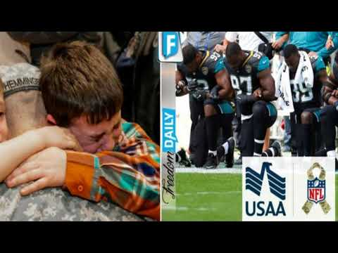 Veterans Demand USAA Cancel NFL Sponsorship – Here's SICK Thing They Just Secretly Did Instead