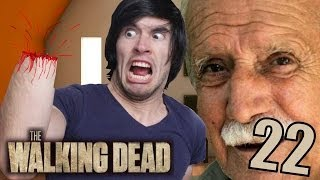ABUELOS TRAIDORES Y MUCHA SANGRE | The Walking Dead | Parte 22