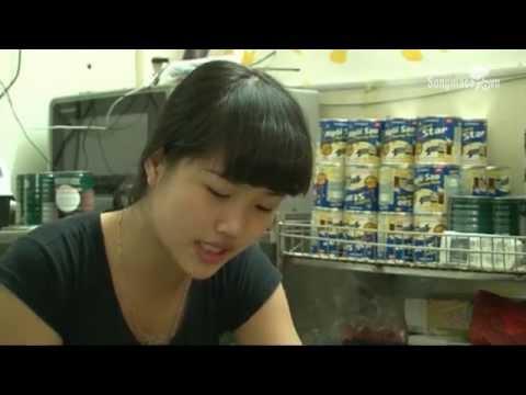 Thiếu nữ Quảng Xương ra phố lập nghiệp