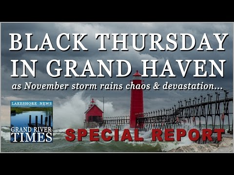 'Black Thursday' in Grand Haven