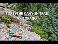Forsythe Canyon Trail | Colorado Hiking Trail
