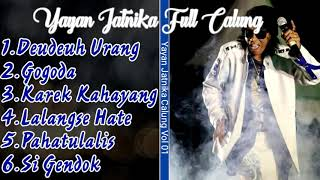 Lagu calung yayan jatnika full mp3 vol.01 subscribe channel enggal na : https://www./channel/ucznabaz5dothibndkit44pq tong hilap di like...