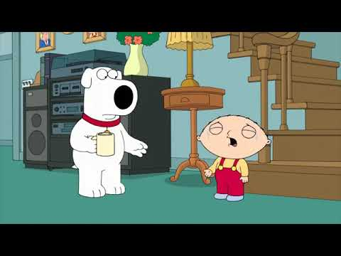 Family Guy Peter Fall Down The Stairs In Four Times With