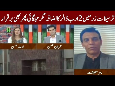 Current Economic Condition Of Pakistan | Expresso | 16 February 2021 | Express News | IX2U