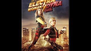 НЕПРИЗНАННЫЕ ШЕДЕВРЫ | Обзор на фильм - СУПЕРЖЕНЩИНЫ / Electra Woman and Dyna Girl ( 2016)