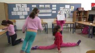 בית ספר דגניה, סרטון הילוך אחורי כיתה ד