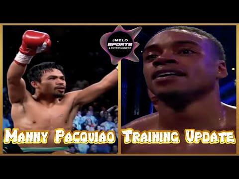 Manny Pacquiao July 19,2021 Training Update