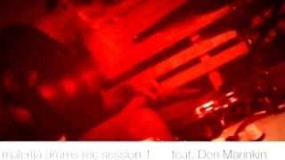 malerija 2013 drums rec. session feat. den marinkin / www.malerija.ru