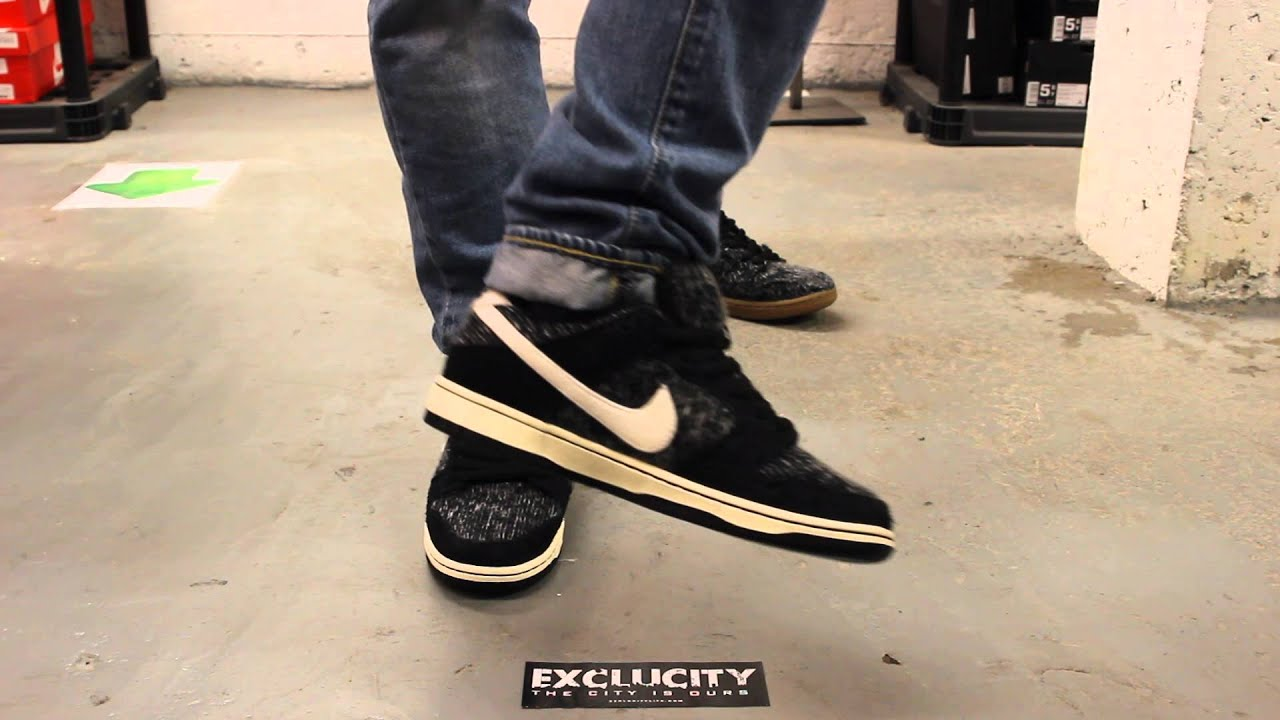 """Nike SB Dunk Low """"Warmth"""" On-feet Video at Exclucity"""