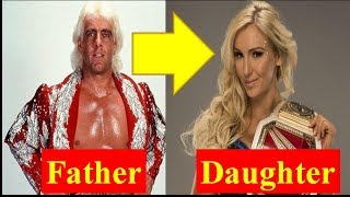 WWE Superstar And Their Daughter Who Are Wrestlers