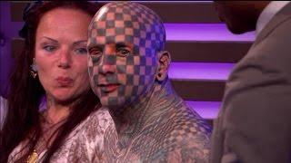 Lichaam voor 98% onder tattoos: waarom? - RTL LATE NIGHT
