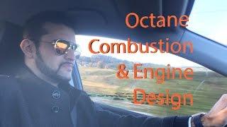 Science Applied : Octane Combustion, Motor design & Engine Knocking (Part 1 //4K)