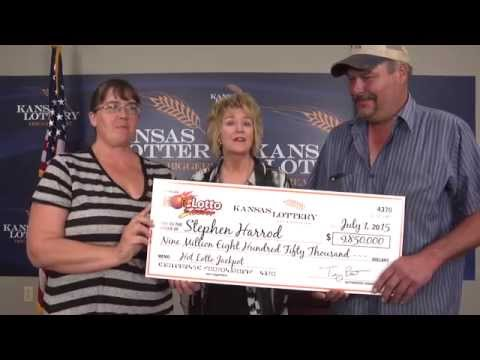 Hard-working Couple From Piedmont Bring Home $9.85 Million Paycheck!