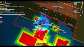 Roblox: Projet Supercell S1E8 - EF5 détruit Tanner!