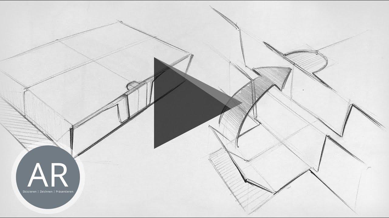 Youtube Video: zeichenkurse fuer verpackungs designer