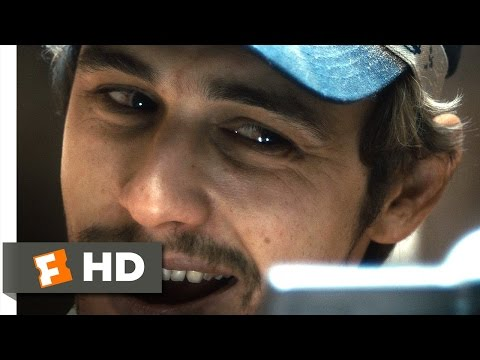127 Hours (3/3) Movie CLIP - Radio Show Breakdown (2010) HD