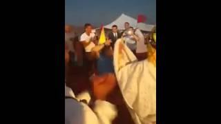 شاهد فيديو .. النجم العالمي مارادونا يرقص على نغمات التراث المغربي