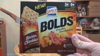 We Shorts - Bolds Bacon Cheddar