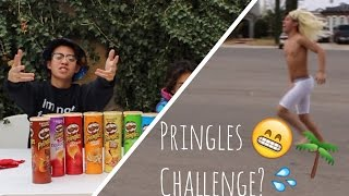 Pringles and Nudity