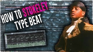 How To Make A 𝙇𝙄𝙏 Beat For Stokeley | How To Make A Ski Mask Type Beat (⚠️)