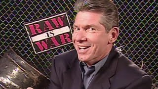 Mr. McMahon buys WCW: Nitro, March 26, 2001
