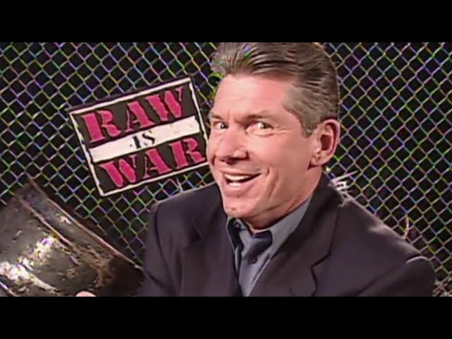 Mr. McMahon buys WCW: Nitro, March 26, 2001