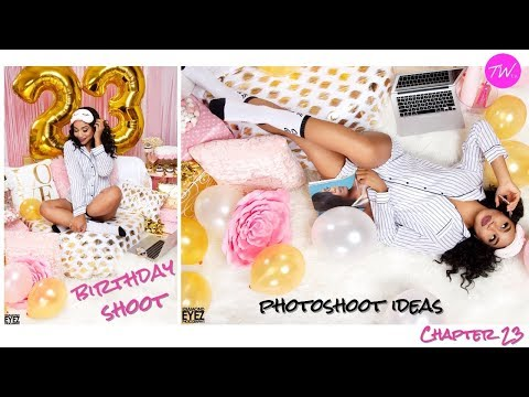 Birthday Photoshoot Idea! Chapter 23