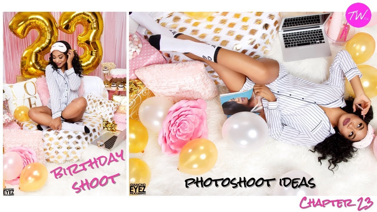 Birthday Photoshoot Idea Chapter 23 Youtube A photo a month will keep your family smiling! birthday photoshoot idea chapter 23