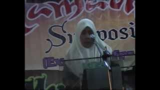 Kamumulahan sin Dila' by Ustaza Rosaida Abdurauf